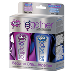 Wet Together Partner Gleitgel 2x60ml